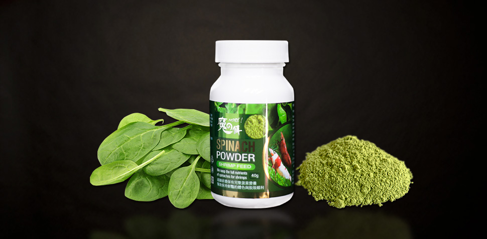 MORE Spinach Powder